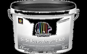 Capatect Si-Si Fassadenputz K, R дисперсионная декоративная штукатурка для наружных и внутренних работ.