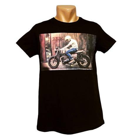 Стильная клубная футболка Zeus - №2386, фото 2
