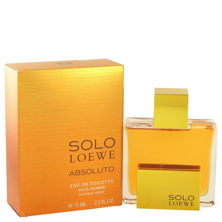Мужской аромат Loewe Solo Absoluto