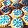 Печиво пісочне з корицею для брендування та декорування [коло з рифленим краєм], фото 9