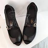 Женские босоножки на каблуке, фото 3