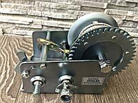 Барабанная Автомобильная Лебедка 2500 фунтов / 1500 кг ( 10 м канат )