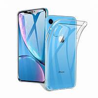 Чехол-накладка Veron TPU Samsung J4 Plus 2018 (J415) Прозрачная
