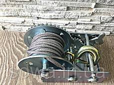 ✔️ Автомобильные Лебедки2500 фунтов / 1500 кг.  Гарантия качества, фото 2
