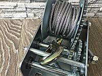 Автомобильная Лебедка Euro Craft 2500 фунтов/1500 кг
