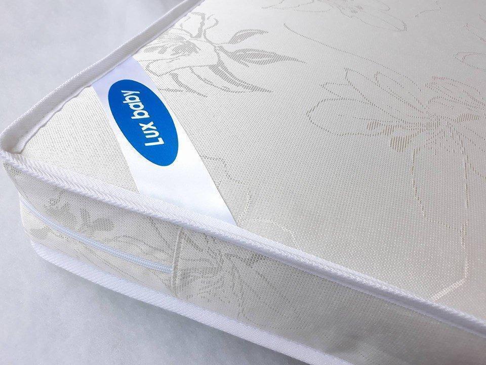 Матрас беспружинный в кроватку 190/80/12 Ultra Cocos Comfort ТМ Lux baby