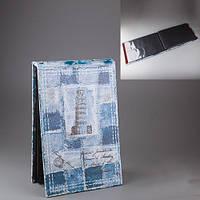 """Фотоальбом """"Пизанская башня"""" 35х24 см под кожу"""