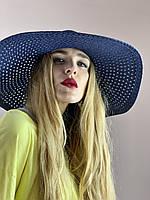 Шляпа SHLx9 синій, фото 1