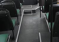 Замена настила пола салона автобуса Богдан, фото 1