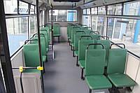 Замена настила пола салона автобуса I-VAN