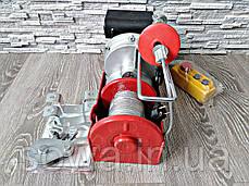 ✔️ Электрический Тельфер Euro Craft HJ208  ( 500/1000kg ), фото 2