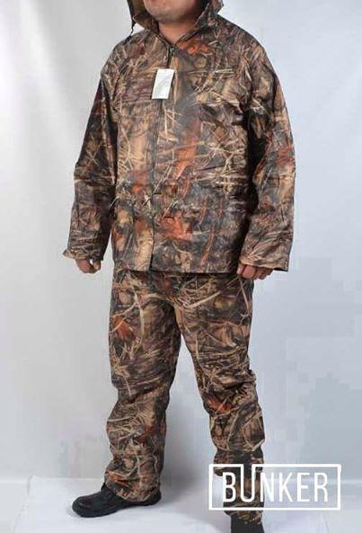 Дождевики REIS комплект куртка+брюки осока