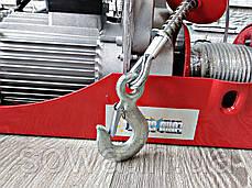 ✔️ Электрическая лебедка, тельфер Euro Craft HJ208 _ 500/1000kg ., фото 2