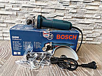 ✔️ Болгарка ушм BOSCH GWS 850CE, 125 мм,  850 Вт