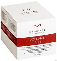 Крем для нормальной и комбинированной кожи Masstige Volcanic Ash Face Cream