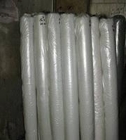 Пленка полиэтиленовая вторичная 120 мкм рукав 3000 мм (светлая), фото 1