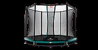 Батут Berg InGround Talent 240 + защитная сетка Safety Net Comfort