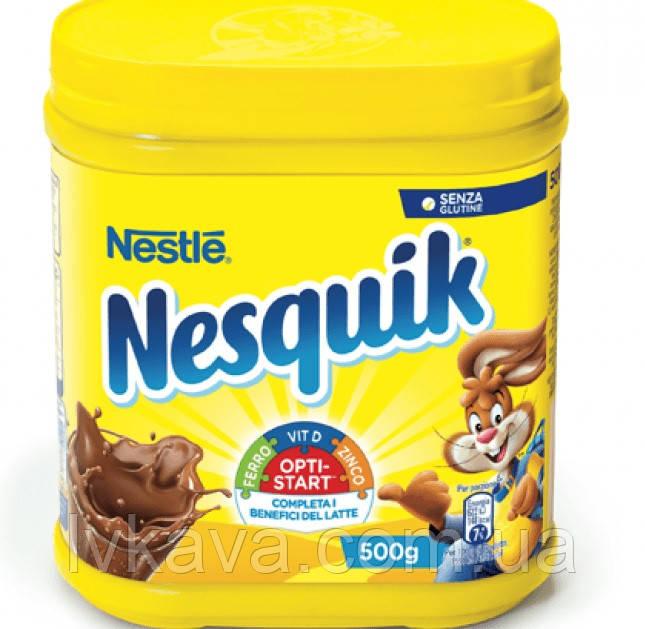 Какао напиток  Nesquik Opti-start, 500 гр