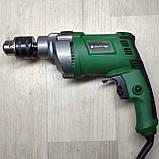Дрель ударная Crafttec PXID230 1210 Вт, фото 4