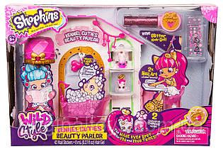Набор Shopkins Wild Style Салон красоты Kennel Cutie Beauty Parlor Season 9