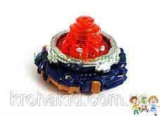Игрушка BeyBlade Drain Fafnir В-79 / Бейблейд Дрейн Фафнир (оранжевый с синим) SB, фото 2