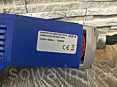 ✔️ Глубинный вибратор для бетона EURO CRAFT 2м  Гарантия, фото 3