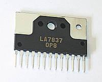 Микросхема LA7837 (SIP13H)
