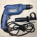 Дриль ударний Craft-Tec 650-220 PXID242, фото 3