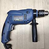 Дриль ударний Craft-Tec 650-220 PXID242, фото 4