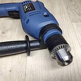 Дриль ударний Craft-Tec 650-220 PXID242, фото 7