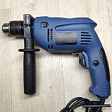 Дриль ударний Craft-Tec 650-220 PXID242, фото 6