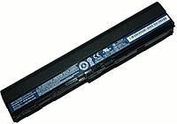 Acer AL12X32, 5000mAh (56Wh), 6cell, 11.1V, Li-ion, черная, ОРИГИНАЛЬНАЯ