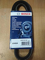 """Ремень компрессора кондиционера ДЕО Ланос 1.5 """"BOSCH"""" 13x850, фото 1"""