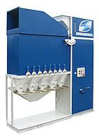 Оригинальные сепараторы САД от 30 до 150 т/час от производителя для очистки и калибровки зерна