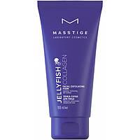 Пенка-скраб для лица Masstige Jellyfish Collagen Facial Exfoliating Foam