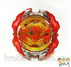 Игрушка BeyBlade Revive Phoenix В-117 / Бейблэйд Возрожденный Феникс (красный с желтым) N, фото 3