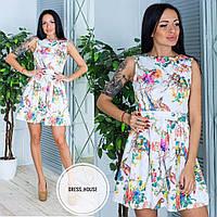 Платье женское, стильное, летнее, STYLE, 913-090, фото 1