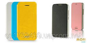 """Чехол-книжка """"Mofi"""" Lenovo A376 Black"""