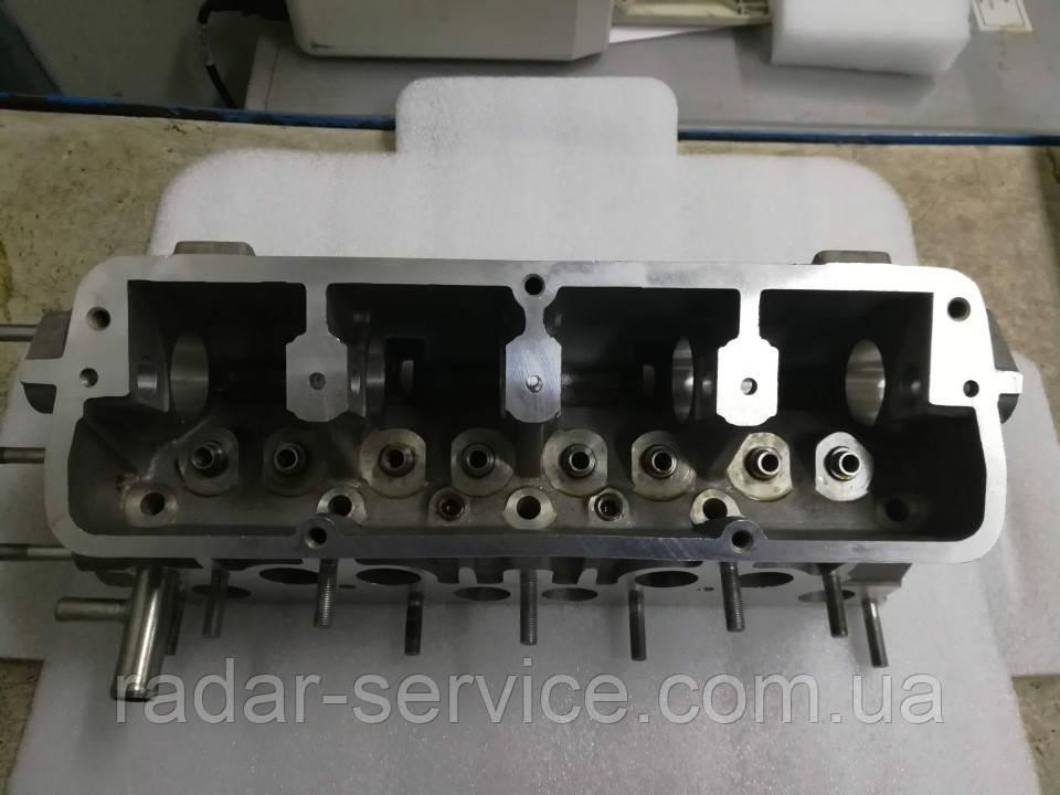 Головка цилиндров 1.4i Ланос Сенс со шпильками МеМЗ-317, a-317-1003011-20