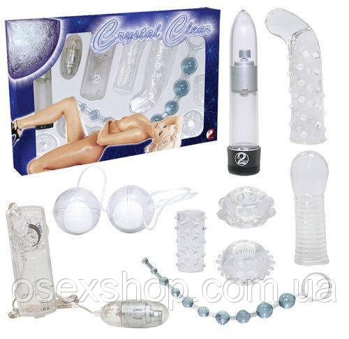Секс набор - Set Crystal Clear