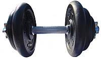 Гантель наборная 19.5 кг