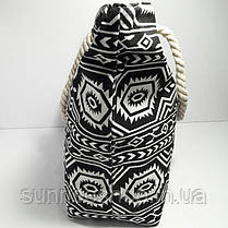 Сумка пляжная текстильная летняя опт и розница, фото 2