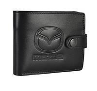 Портмоне з карманом для монет Mazda 4022-038