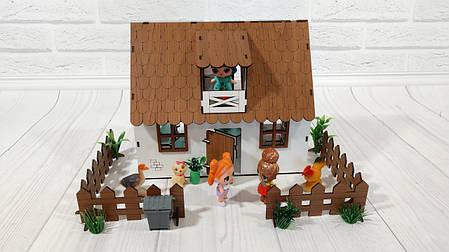 Сельский домик + мебель + текстиль + свет, фото 2