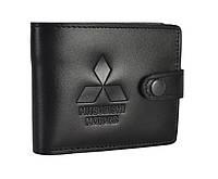 Портмоне з карманом для монет Mitsubishi SaLeather 4022-036, фото 1