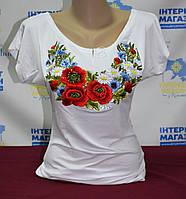 """Жіноча футболка вишиванка """"Оля"""""""