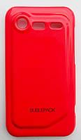 Чехол для HTC Incredible S S710E, пластиковый, Buble Pack, Малиновый /case/кейс /штс