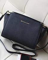 Стильная женская сумочка Майкл Корс Mich@el Kors Mini. Черная
