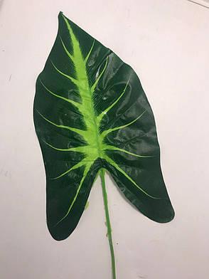 Искусственный, декоративный лист.Лист для декора и составления композиций., фото 2