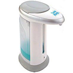 Сенсорный дозатор для жидкого мыла Soap Magic, мыльница